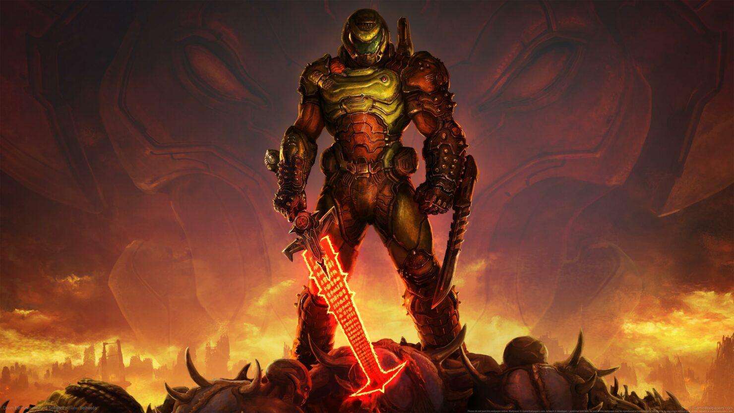 Doom Eternal Sales
