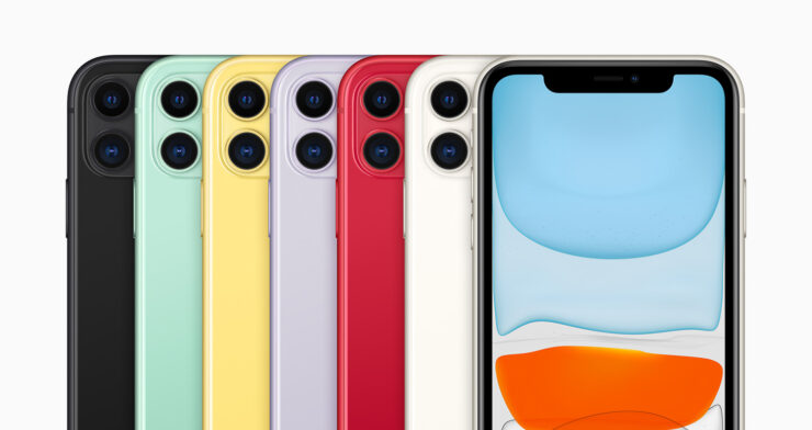 iPhone 11 Series Made up 69% of All U.S. Holiday Season's iPhone Sales