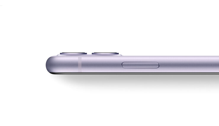 New 'Low-Cost' iPhone Model for 2021 to Keep LCD Screen, and May Implement Touch ID on the Side Button