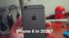 iPhone 6 in 2020