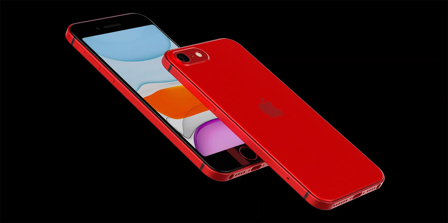 iPhone SE 2 Design Resembles an iPhone 8 in Newly Leaked