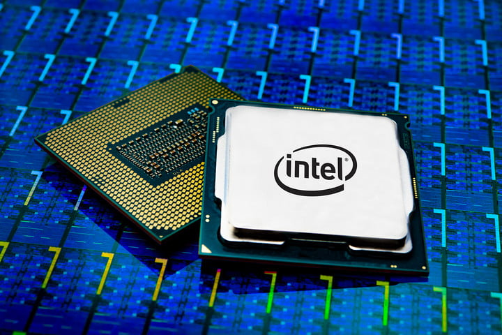 Intel's Core i9-10900K features the 6th iteration of their 14nm process node.