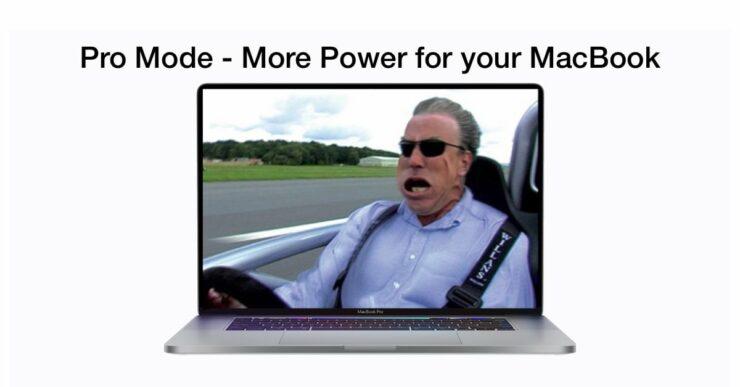 macOS Pro Mode