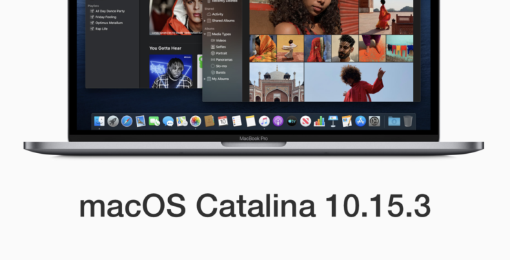 Download macOS Catalina 10.15.3 for your Mac today