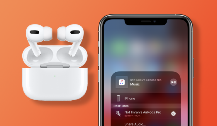 How to rename AirPods / AirPods Pro
