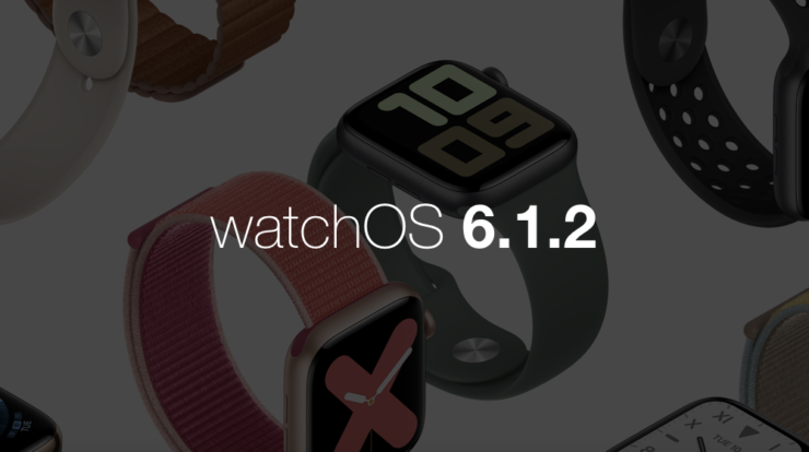 Download watchOS 6.1.2