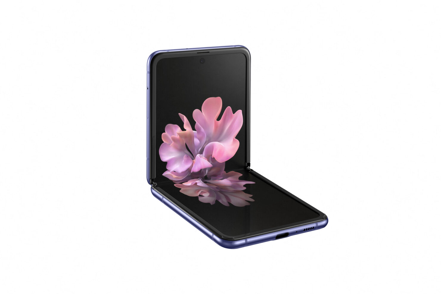 005_galaxyzflip_mirror_purple_l30_table_top