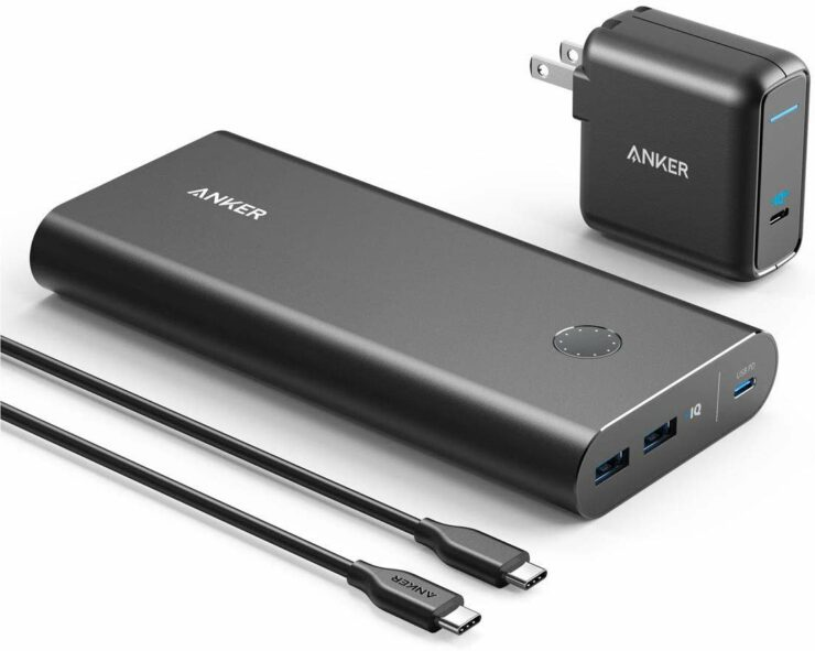 Anker Powercore + 26800 45W