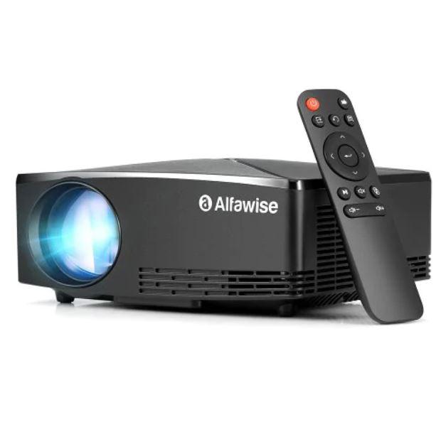 Alfawise A80 Lumen Smart Projector