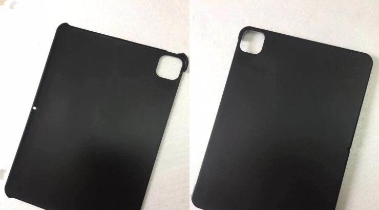 2020 iPad Pro case leak