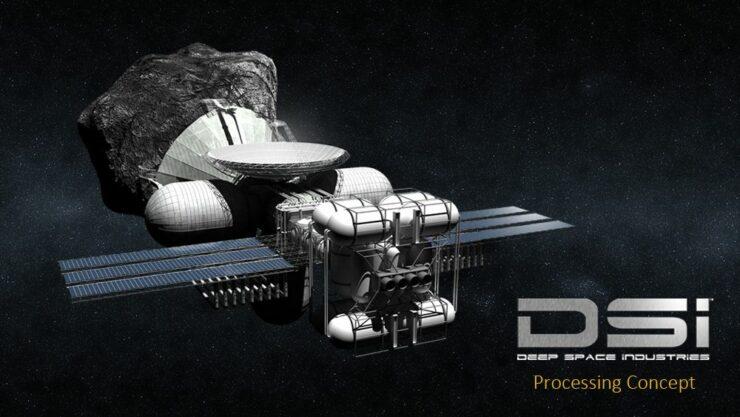Space Mining: la búsqueda del primer trillonario del mundo en medio de la creciente escasez de recursos de la Tierra 6