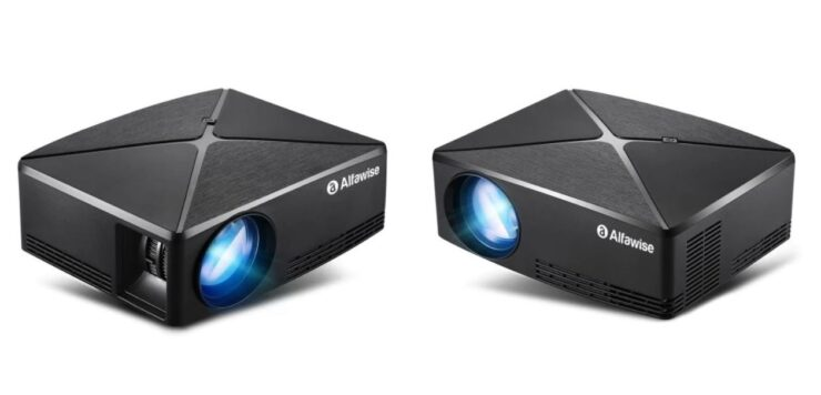 Smart Projectors Under $100