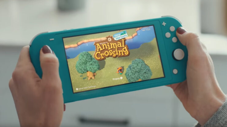 Animal Crossing New Horizons cloud saves