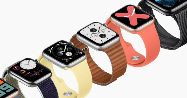 Apple Watch promo up to $100 trade in