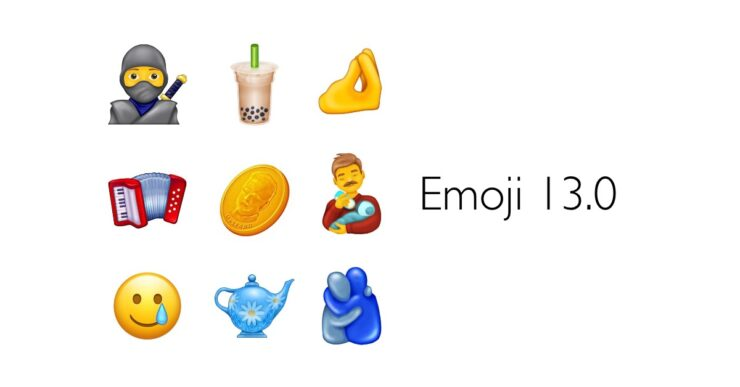 Emoji 13.0