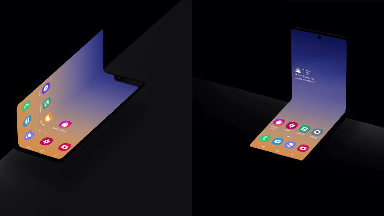 Galaxy Fold 2 Launch Might Happen Much Sooner, as New Codename, Under-Display Camera Details Leak Out