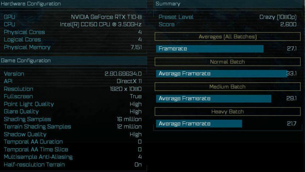 Analizan el rendimiento obtenido por los equipos que usa Nvidia GeForce Now 2