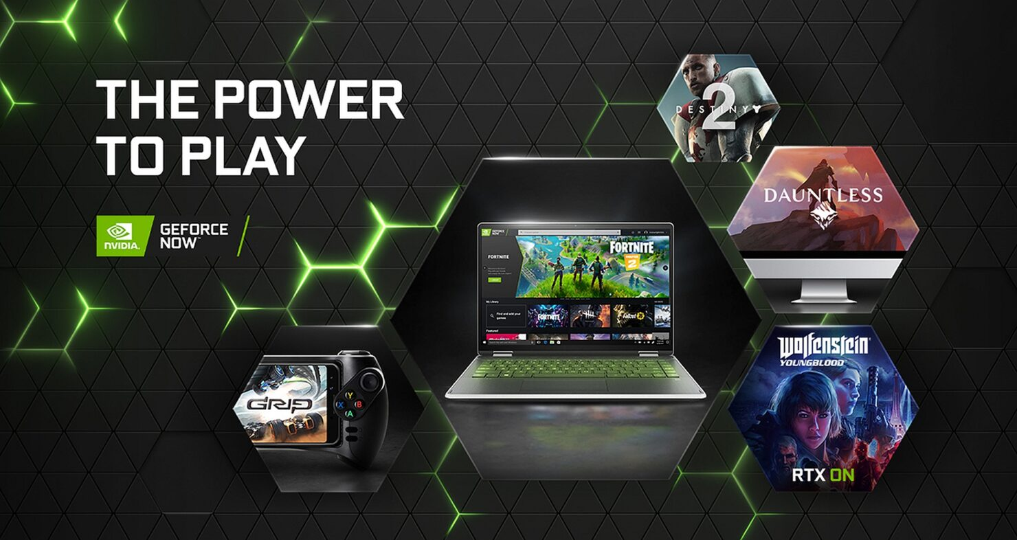 GeForce NOW 2K Games