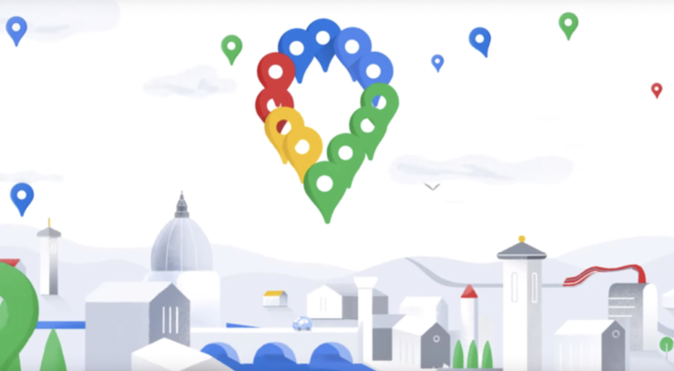 Google Maps updated with brand new icon / logo for 15th birthday