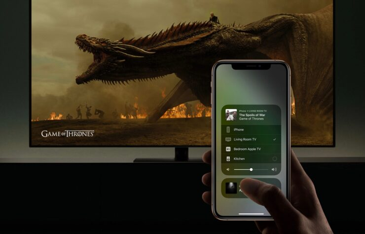 Dolby Atmos support coming to Apple TV app on LG TVs later this year