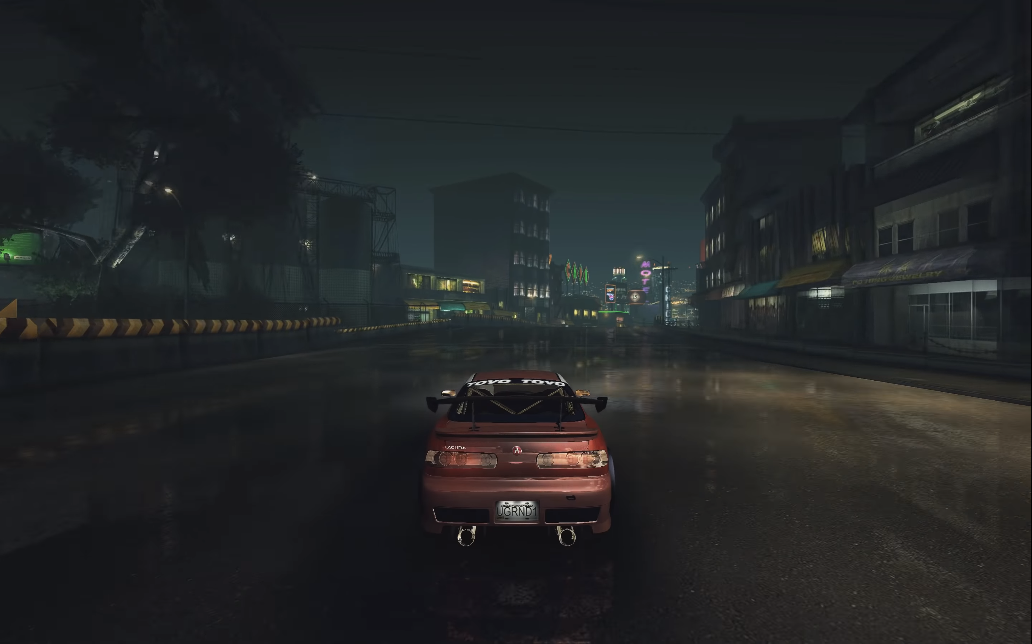 Need For Speed Underground Looks Amazing With Ray Tracing In