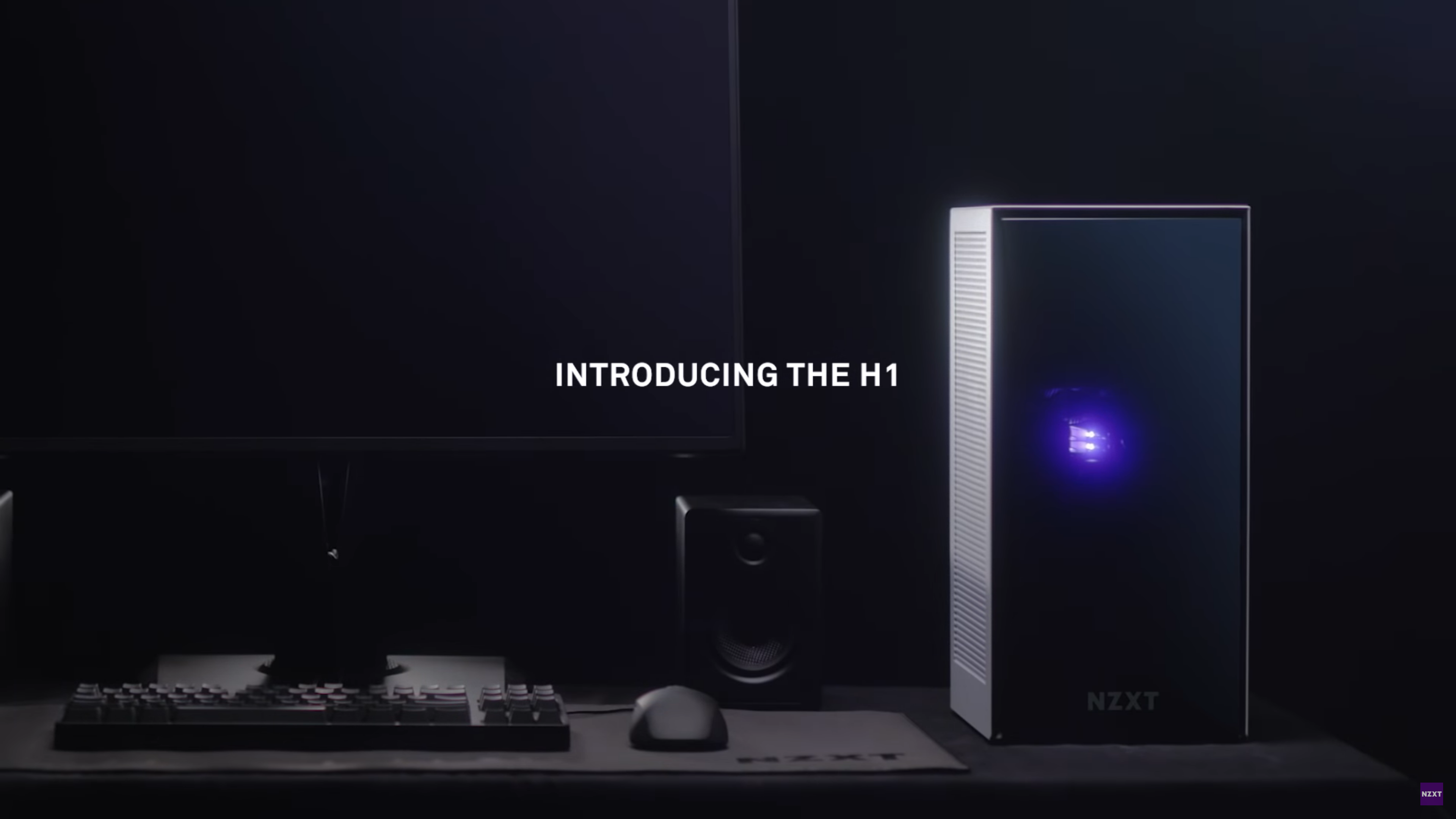 Nzxt Introduces The H1 Mini Itx Case And The Nzxt Bld H1 Pre Build