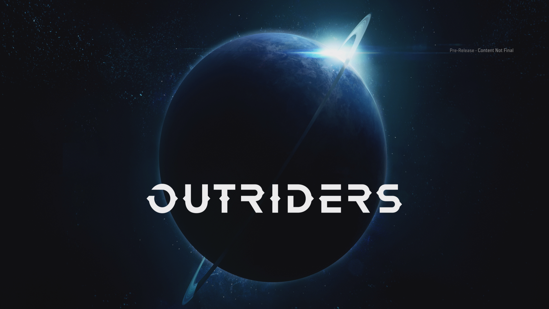 Outriders Patch Due Next Week, Will Enable Crossplay, Fix Stuttering and Bugs