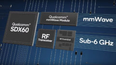 Qualcomm's Snapdragon X60 5G Modem Is Made on the 5nm Process, Can Achieve a Max. Download Speed Threshold of 7.5Gbps