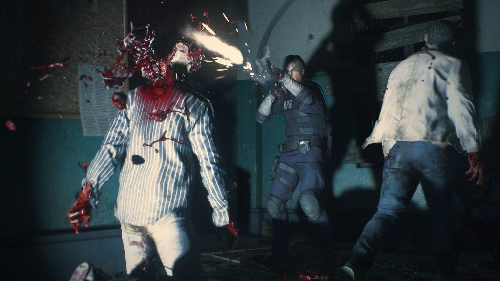 Resident Evil 2 Remake Headshot Mod Permanently Enables One Shot
