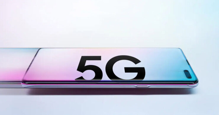 5G smartphone shipments for 2020