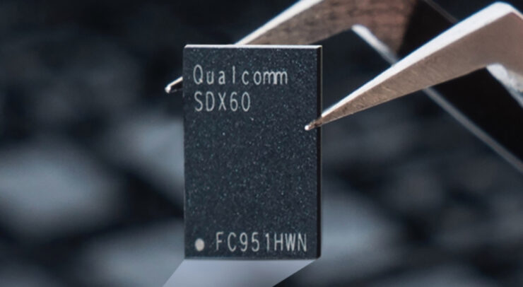 Samsung given 5nm Snapdragon X60 modem orders
