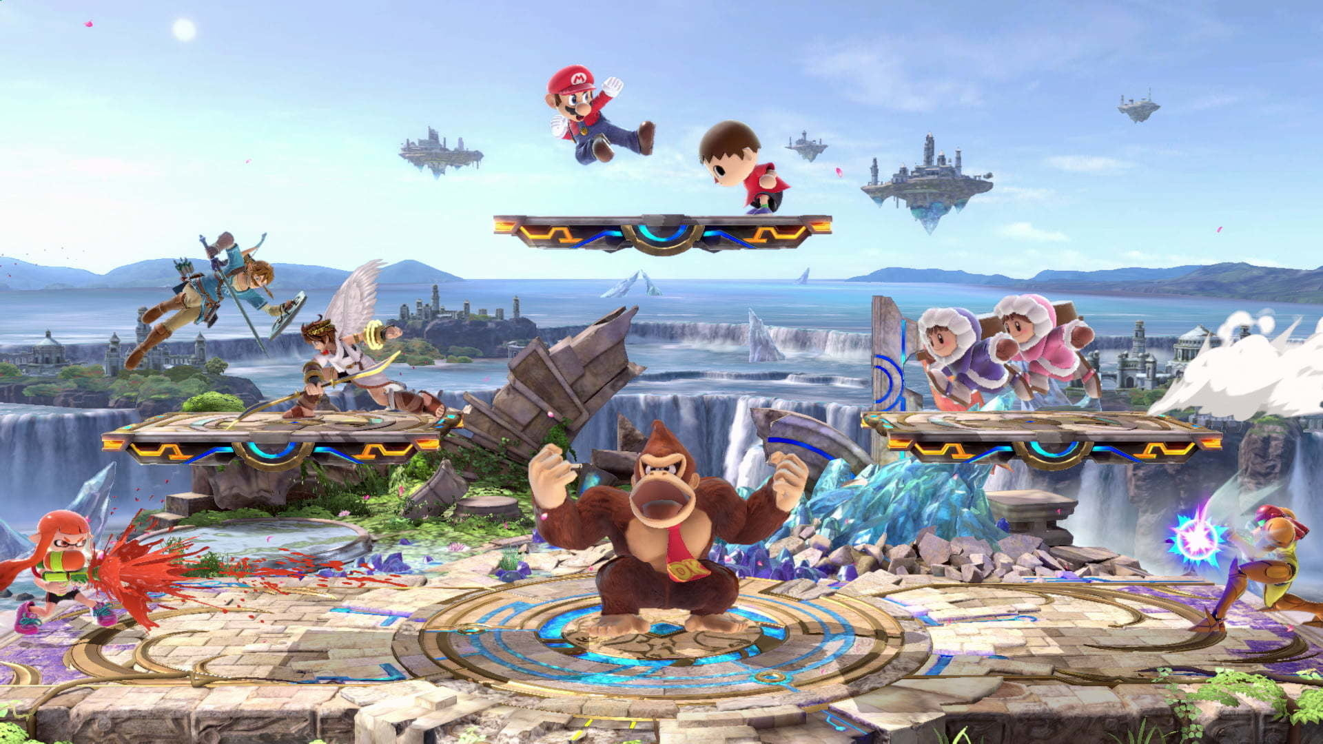 Super Smash Bros Ultimate Is Now Playable On Pc Thanks To Yuzu Emulator