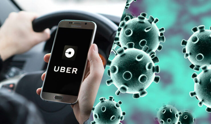 Uber Is Now Alerting Users on Who Might Be Exposed to Coronavirus