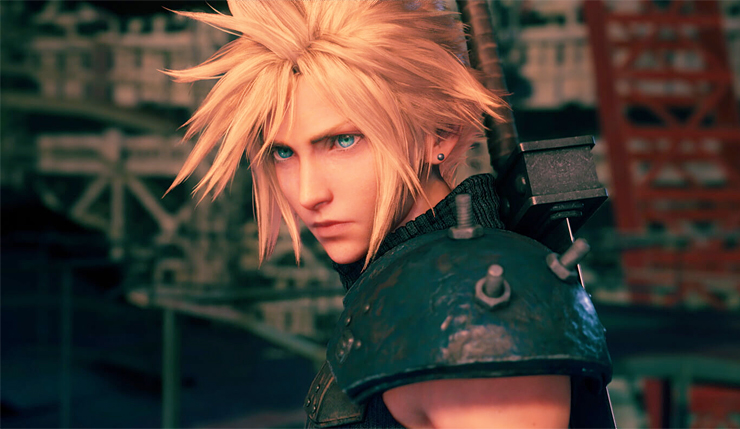 Final Fantasy VII Remake File Size