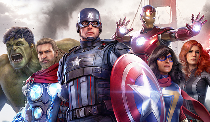 Marvel's Avengers Special Editions Include 72-Hour Early Access ...