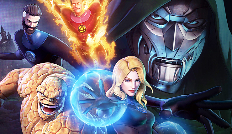 Marvel Ultimate Alliance 3 DLC 3 Adds The Fantastic Four, Leak Hints at New  Story Content