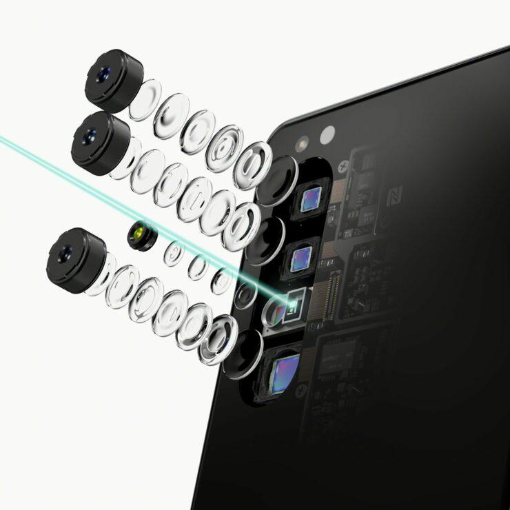 Sony Xperia 1 II ya es oficial: pantalla OLED 4K deportiva con cámara triple trasera grande, Snapdragon 865, sistema de audio inigualable, más 2