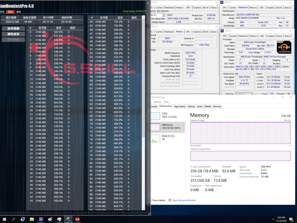 G.Skill actualiza los kits de memoria Trident Z Neo DDR4 para AMD Ryzen Threadripper 3990X 2