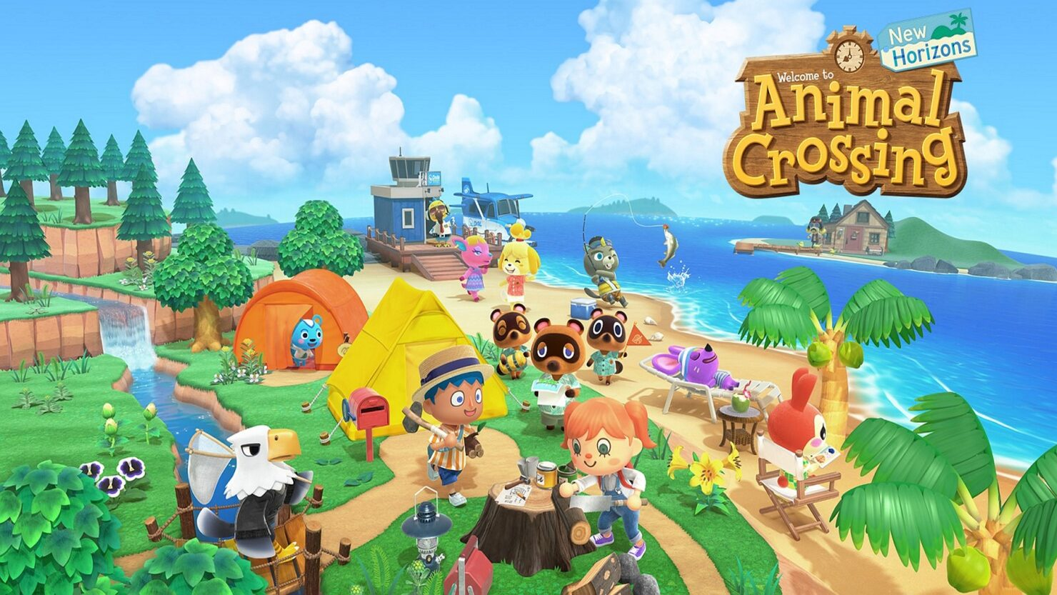 Animal Crossing New Horizons patch 1.1