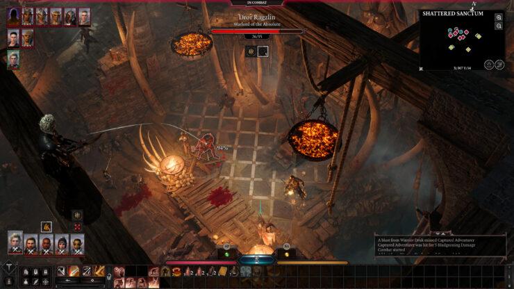 Se filtran un buen número de imágenes de Baldur's Gate 3 antes de la presentación del gameplay 2