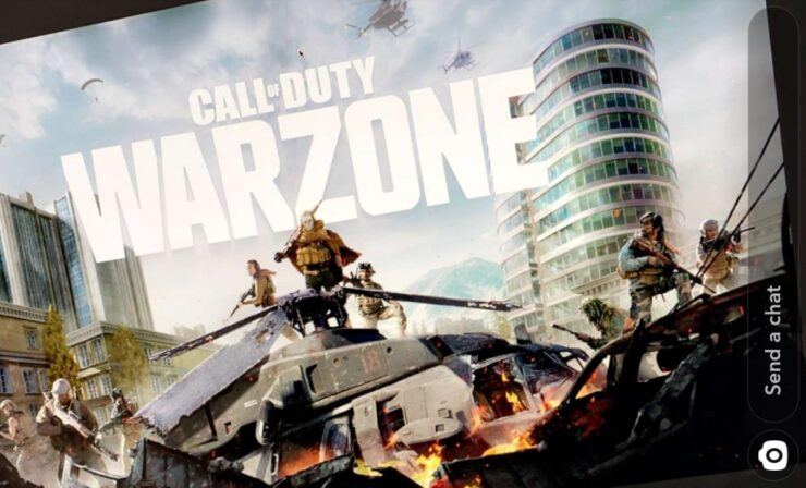 call of duty warzone battle royale modern warfare