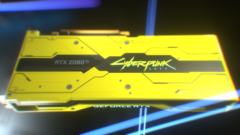 GeForce RTX 2080 Ti Cyberpunk 2077 Edition