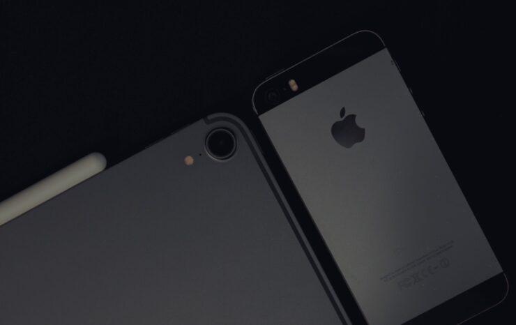 iPhone SE 2 and iPad Pro