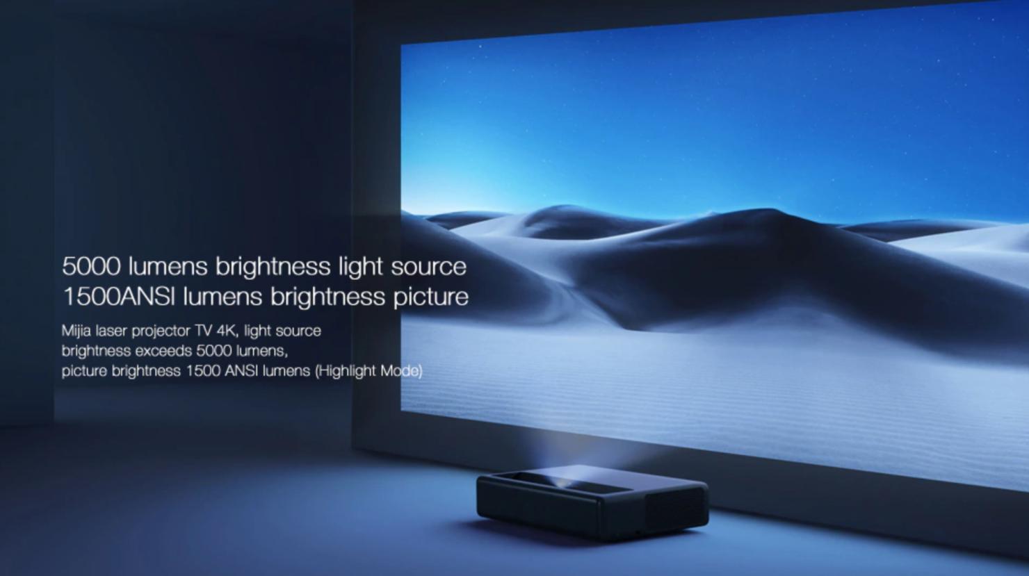 mijia-4k-projector