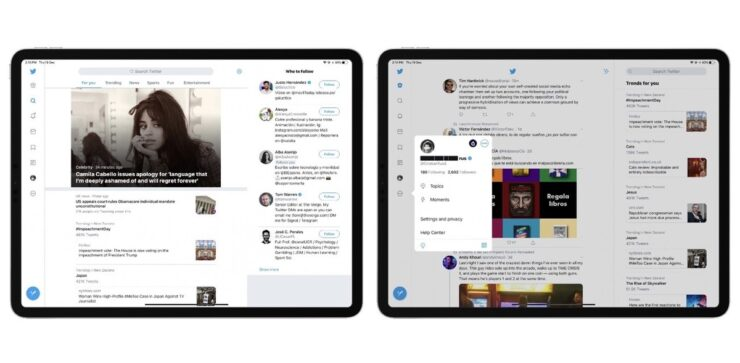 twitter for iPad update out now