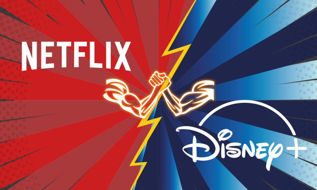 Netflix Has Not Been Dethroned by Disney and Remains the Undisputed King of  the Streaming Arena