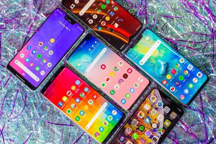 China smartphones
