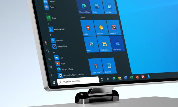 new windows 10 icons