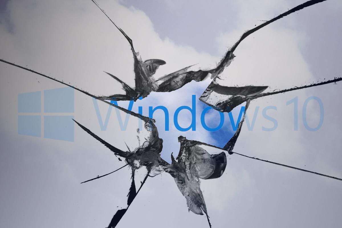 automatic Windows 10 driver updates uninstall windows 10 update KB4524244 windows 10 bug