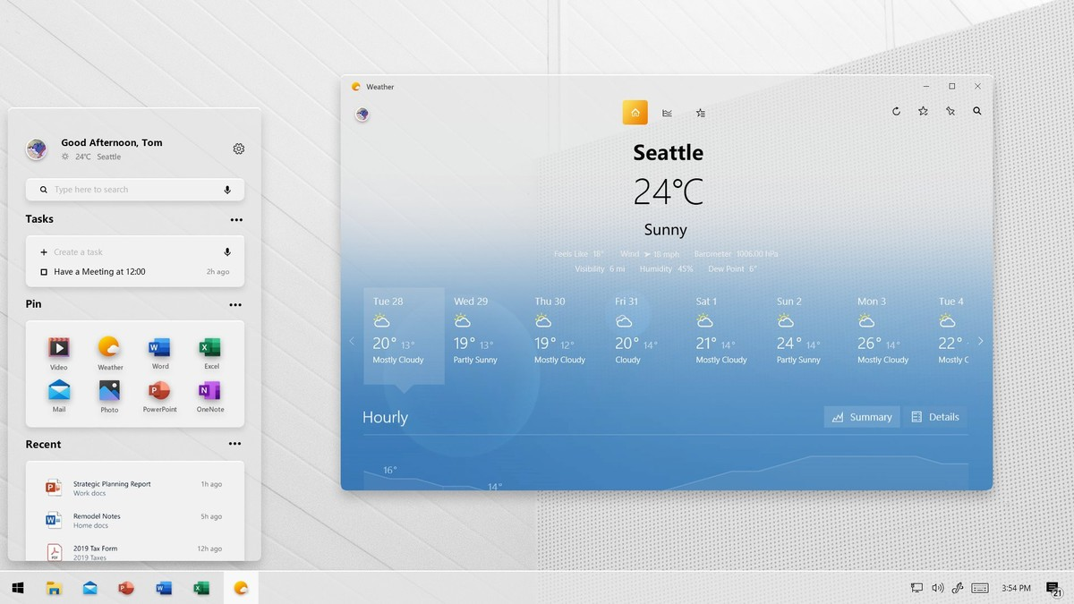windows 10x concept